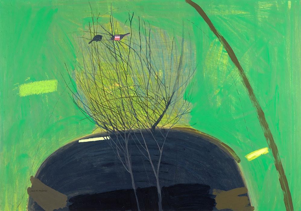 The Dark Pool, Janet Melrose RSW